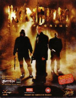 Carátula de Kingpin: Life of Crime
