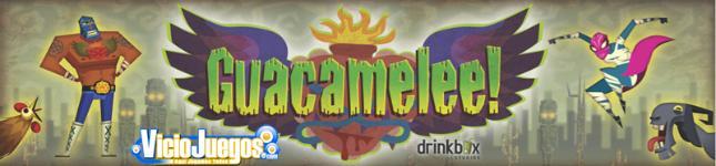 Carátula de Guacamelee! para PlayStation Vita