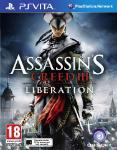 Carátula de Assassin's Creed III: Liberation para PlayStation Vita