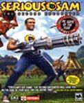 Carátula de Serious Sam: The Second Encounter para PC