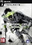 Carátula de Splinter Cell: Blacklist para PC