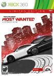 Carátula de Need for Speed Most Wanted - A Criterion Game para Xbox 360