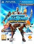 Carátula de PlayStation All-Stars Battle Royale para PlayStation Vita