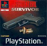 Carátula de Resident Evil: Survivor para PSOne