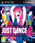 Carátula de Just Dance 4 para PlayStation 3