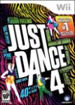 Carátula de Just Dance 4 para Wii