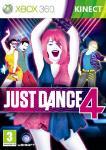 Carátula de Just Dance 4 para Xbox 360