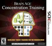 Carátula de Brain Training Infernal del Dr. Kawashima: ¿Eres capaz de mantener la concentración? para Nintendo 3DS