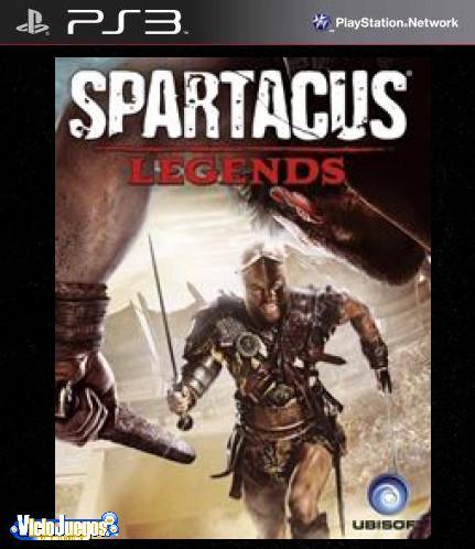 Kết quả hình ảnh cho Spartacus Legends cover ps3