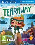 Carátula de Tearaway para PlayStation Vita