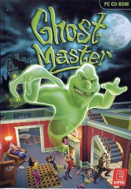Carátula de Ghost Master para PC