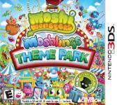 Carátula de Moshi monster: Mishling Theme Park para Nintendo 3DS