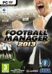 Carátula de Football Manager 2013 para PC