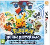 Carátula de Pokémon Mundo Misterioso: Portales al Infinito para Nintendo 3DS