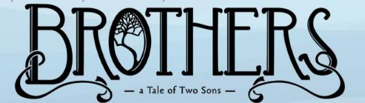 Carátula de Brothers: a Tale of Two Sons para PS3-PS Store