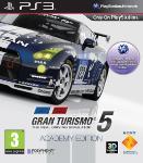 Carátula de Gran Turismo 5: Academy Edition para PlayStation 3