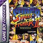 Carátula de Super Street Fighter II Turbo Revival