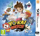 Carátula de Yo-Kai Watch para Nintendo 3DS