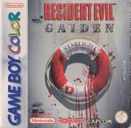 Carátula de Resident Evil Gaiden para Game Boy Color
