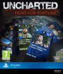 Carátula de Uncharted: Lucha por el Tesoro para PlayStation Vita