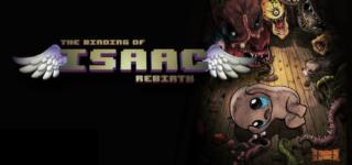 Carátula de The Binding of Isaac: Rebirth para PC