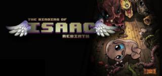 Carátula de The Binding of Isaac: Rebirth para PlayStation Vita