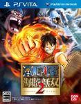 Carátula de One Piece: Pirate Warriors 2 para PlayStation Vita