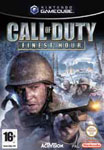 Carátula de Call of Duty: Finest Hour para GameCube