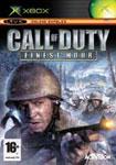 Carátula de Call of Duty: Finest Hour para Xbox Classic