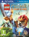 Carátula de LEGO Legends of Chima: El Viaje de Laval para PlayStation Vita