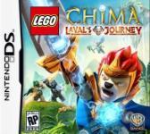 Carátula de LEGO Legends of Chima: El Viaje de Laval para Nintendo DS