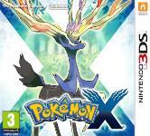 Carátula de Pokémon X para Nintendo 3DS