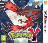 Carátula de Pokémon Y para Nintendo 3DS