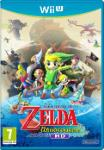 Carátula de The Legend of Zelda: The Wind Waker HD para Wii U