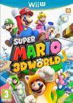 Carátula de Super Mario 3D World para Wii U