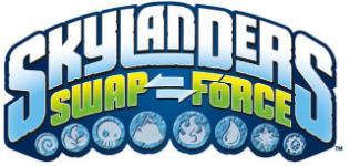 Carátula de Skylanders Swap Force para Xbox 360