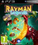 Carátula de Rayman Legends para PlayStation 3