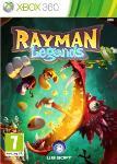 Carátula de Rayman Legends para Xbox 360