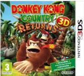 Carátula de Donkey Kong Country Returns 3D para Nintendo 3DS