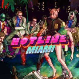 Carátula de Hotline Miami para PS3-PS Store