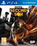 Carátula de Infamous: Second Son para PlayStation 4