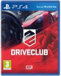 Carátula de Driveclub para PlayStation 4