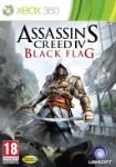 Carátula de Assassin's Creed IV: Black Flag para Xbox 360