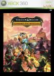 Carátula de Dungeons & Dragons: Chronicles of Mystara para Xbox 360 - XLB