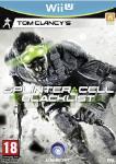 Carátula de Splinter Cell: Blacklist para Wii U