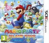 Carátula de Mario Party: Island Tour para Nintendo 3DS