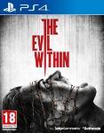 Carátula de The Evil Within para PlayStation 4