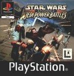 Carátula de Star Wars Episodio I: Jedi Power Battles para PSOne