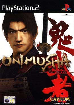 Carátula de Onimusha: Warlords para PlayStation 2