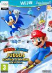 Carátula de Mario & Sonic en los Juegos Olímpicos de Invierno de Sochi 2014 para Wii U
